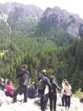 Kalnuose belankant urvus