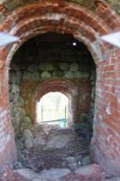Slaptieji pilies tuneliai