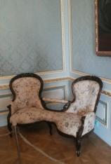 Legendiniai foteliai - dvyniai