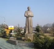Paminklas vyskupui Antanui Baranauskui