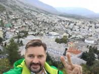 Akmeninių stogų miestas
