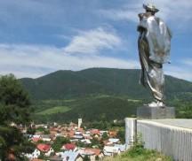 Juraj Jánošík, gimė kalnų kaimelyje Terchová