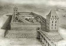 Didinga Krėvos pilis XIVa.pab.