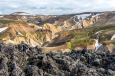 Landmannalaugar (Spalvotieji kalnai)