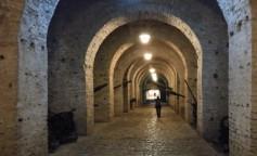 Tvirtovės koridoriai dvelkia didybe