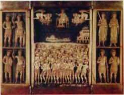 Altorius su Keturiasdešimt Šventųjų kankinių