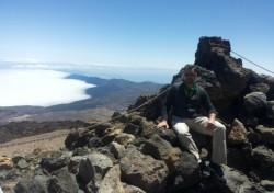 Nuo Teidės viršukalnės atsiveria neapsakoma panorama