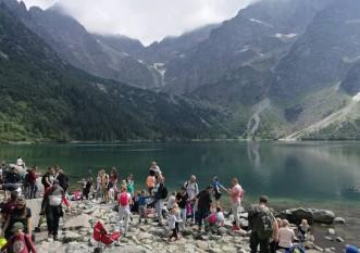 Šis gamtos kampelis labai mėgstamas turistų