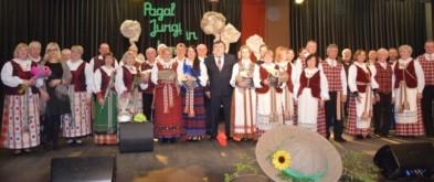Gausi ir aktyvi lietuvių bendruomenė Seinuose